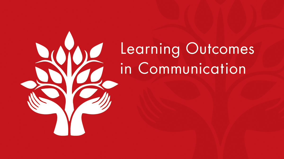Learning Outcomes in Communication logo image