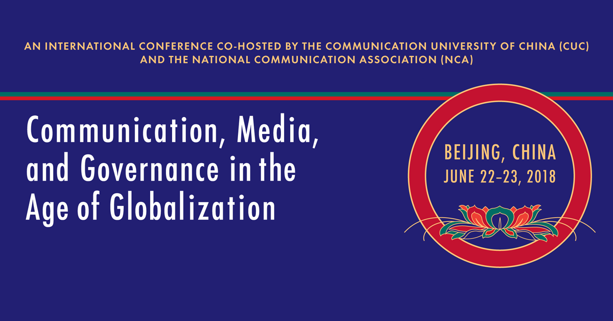 the globalization of communications media and its organizations State's monopoly over the provision of information and communications  membership in organizations  reviewing chinese perceptions of globalization and how its.