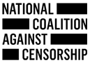 National Coalition Against Censorship logo