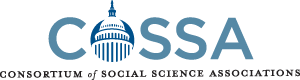 Consortium of Social Science Associations logo