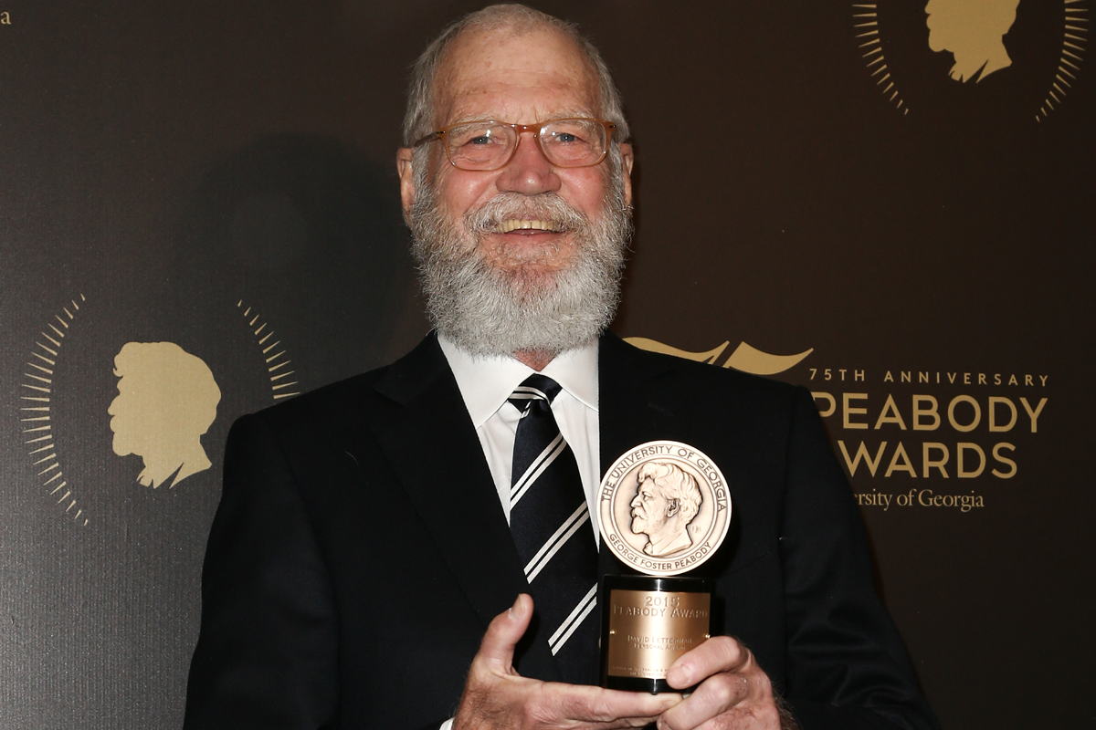 Comm Grad Spotlight: David Letterman