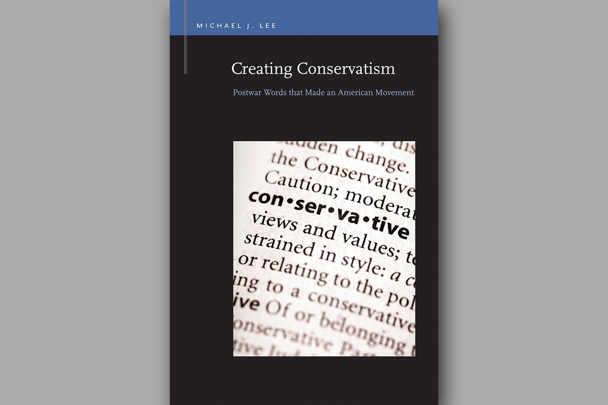 Creating Conservatism book cover
