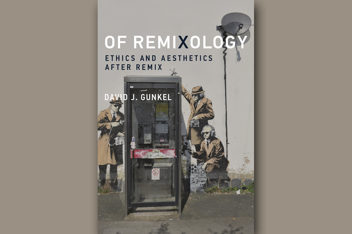 Of Remixology book cover