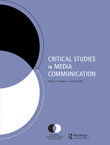 Critical Studies in Media Communication Cover