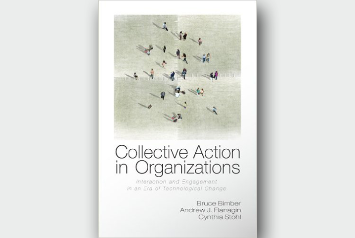 Collective Action in Organizations: Interaction and Engagement in an Era of Technological Change book cover