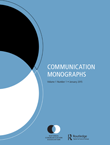 Communication Monographs Cover