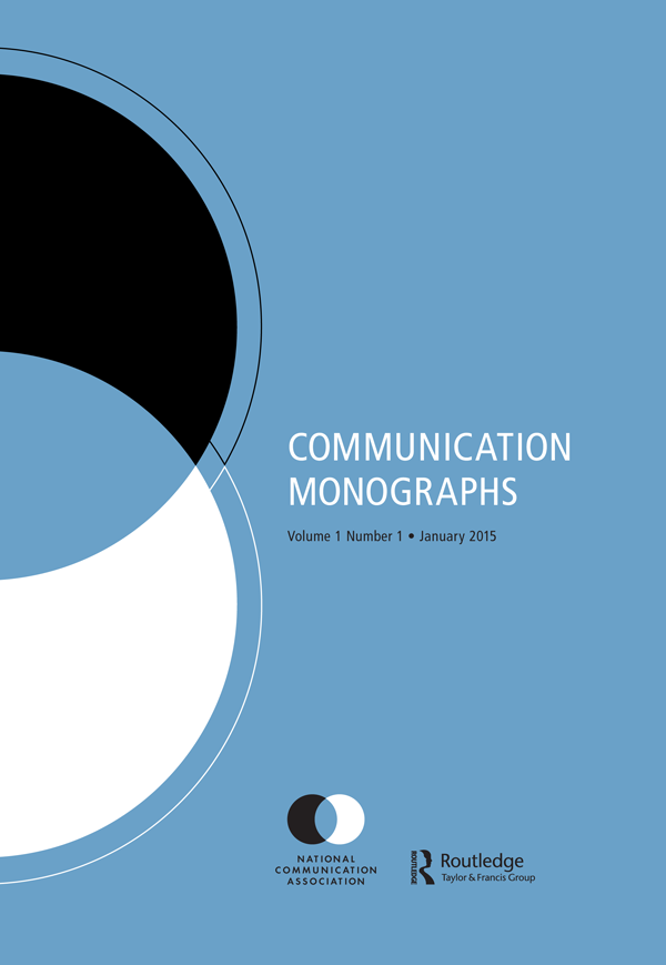 Communication Monographs