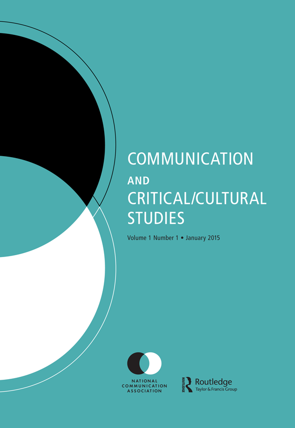 Communication and Critical/Cultural Studies
