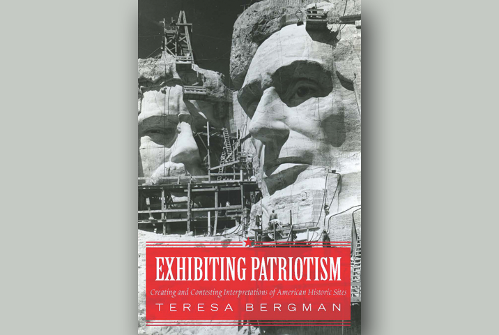 Exhibiting Patriotism book cover