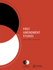 First Amendment Studies Cover