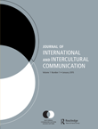 Journal of International and Intercultural Communication Cover