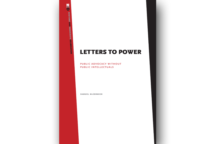Letters to Power: Public Advocacy without Public Intellectuals book cover