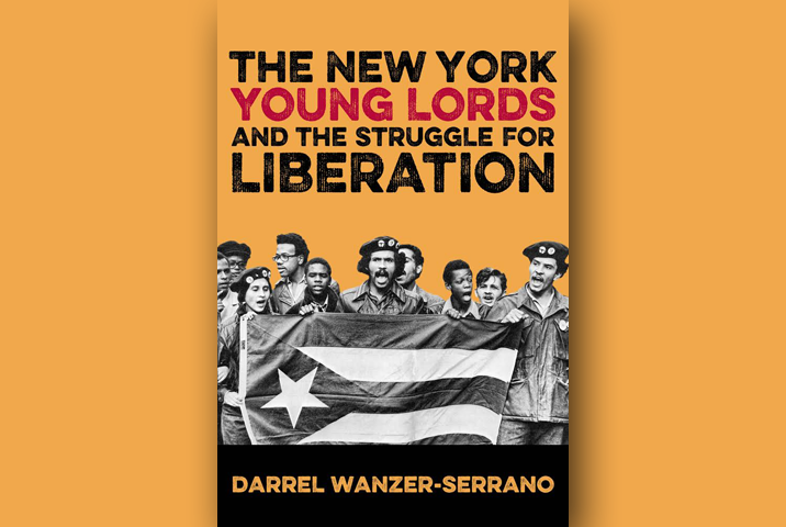 The New York Young Lords and the Struggle for Liberation book cover