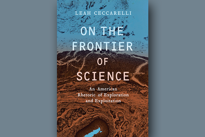 On the Frontier of Science book cover