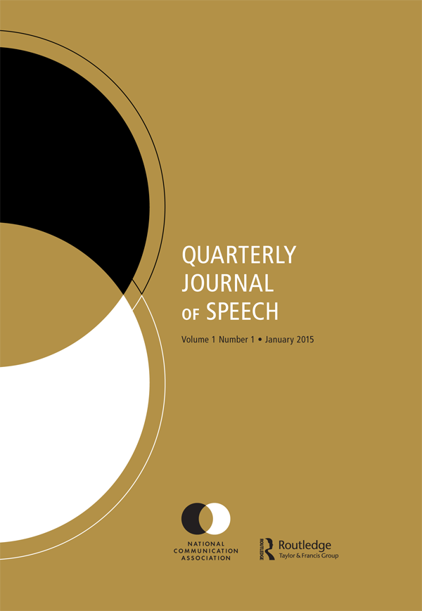 Quarterly Journal of Speech