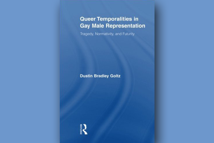 Queer Temporalities in Gay Male Representation book cover