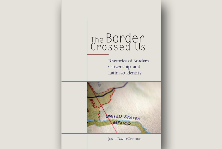 The Border Crossed Us book cover