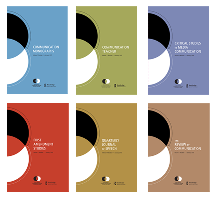Covers of NCA journals