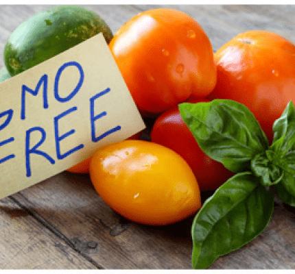 GMO free produce