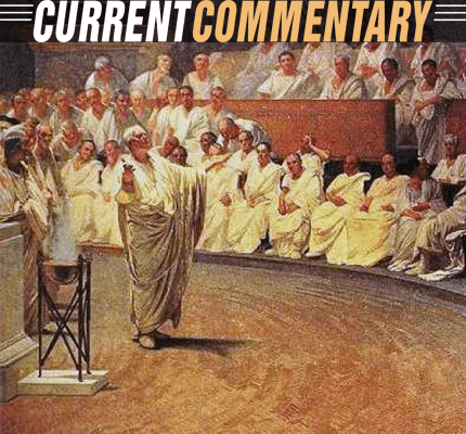 Cicero Speaking
