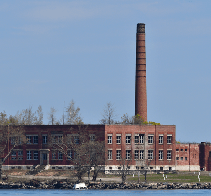 Hart Island in the Bronx serves as country's largest potter's field