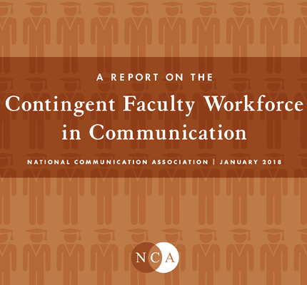 Contingent Faculty Workforce in Communication