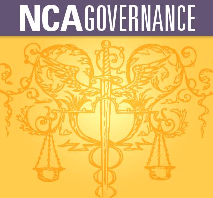 NCA Governance
