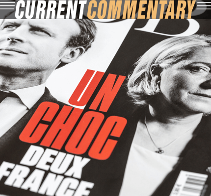 Cover of French Magazine