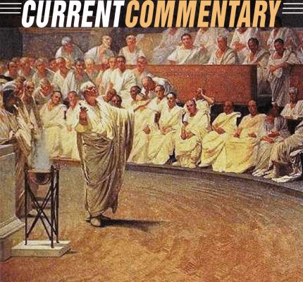 Cicero Speaking