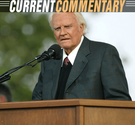 CANVAS Evangelist Billy Graham Preaching in New York Art Print POSTER