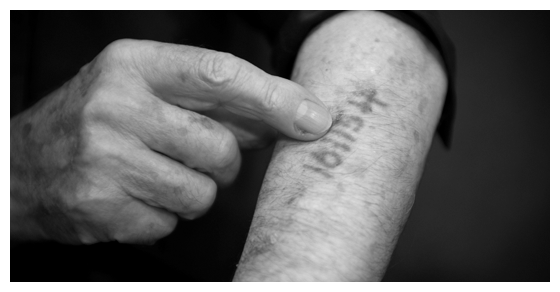 Wearing Their Grandparents Tattoos A New Generation Remembers The