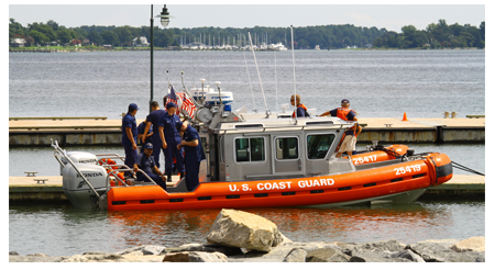 an analysis of the story about coast guard It rewards individual authors and photographers who have had articles or photographs communicating the coast guard story published in internal newsletters or external publications in 2002.