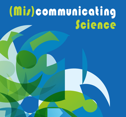 (Mis)Communication Science program artwork