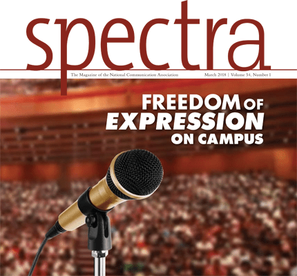 March 2018 Spectra Cover