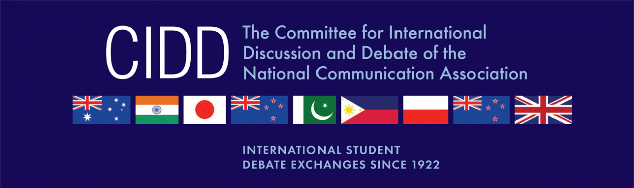 Committee on International Discussion and Debate