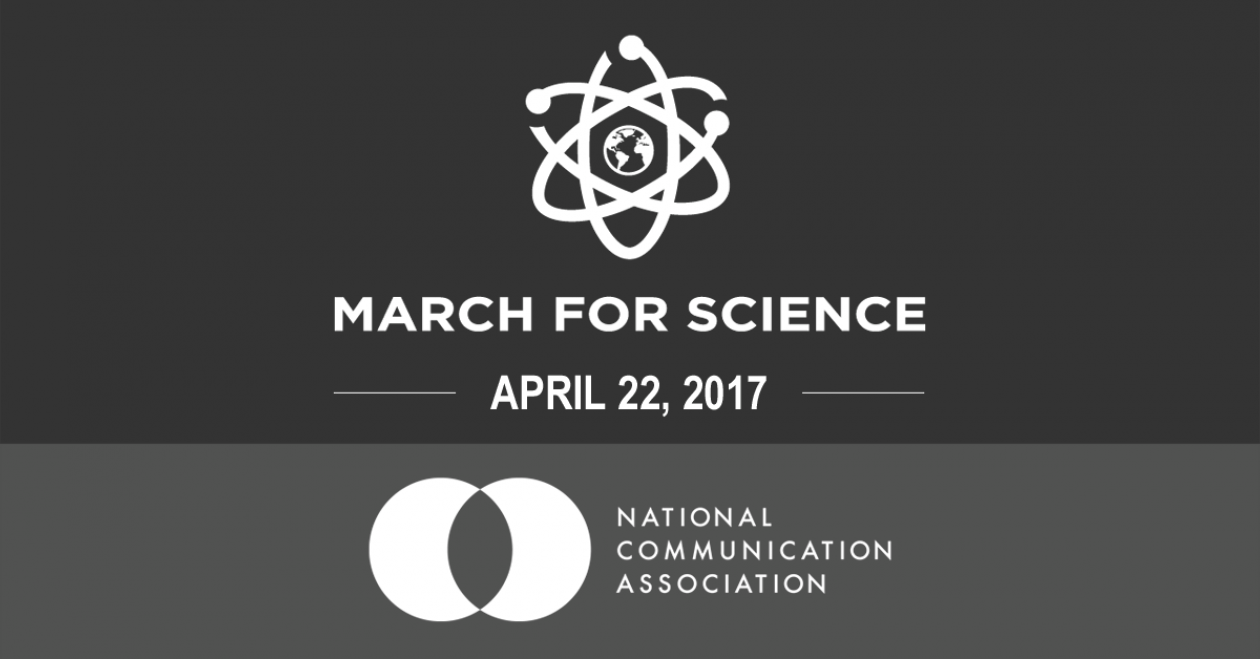 March for Science and NCA Logos