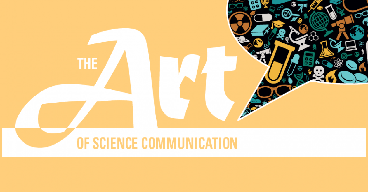 Art of Science Communication