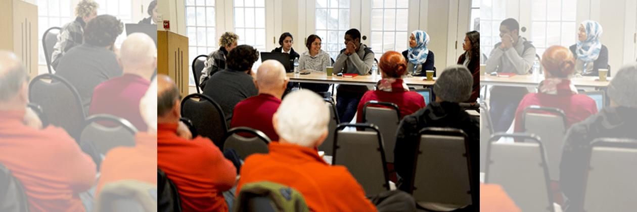 NCA Grant Recipient Holds Muslims in Academia Symposium